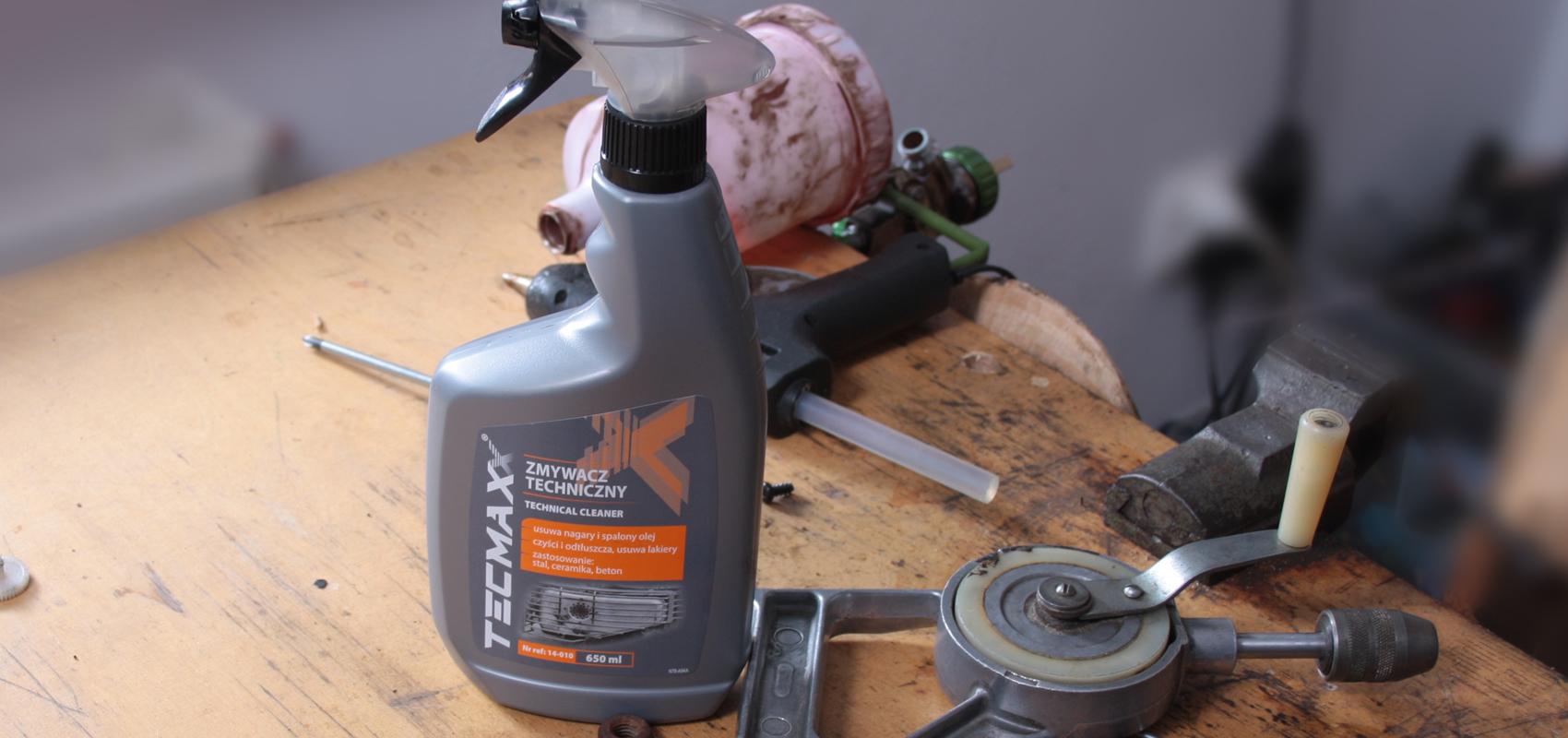 Zmywacz techniczny Tecmaxx