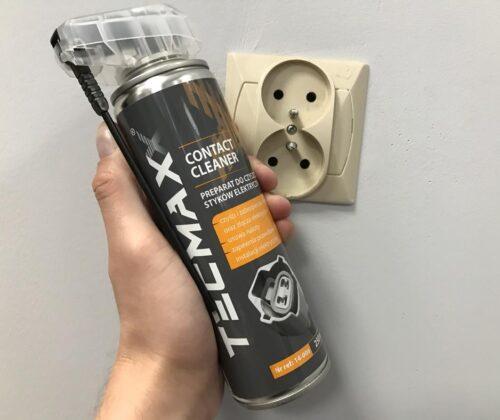 Contact Cleaner gniazdko elektryczne